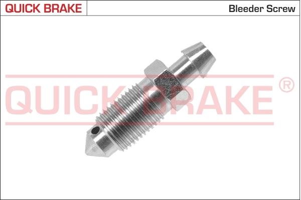 Odvzdużňovacia skrutka/ventil QUICK BRAKE