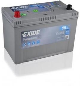 Exide Premium 12V 95Ah 800A EA955