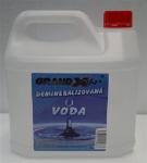 Voda demineralizovaná 3L