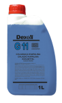 DEXOLL Antifreeze G11 - modrý  1L