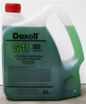 DEXOLL Antifreeze G11 - zelený  3L