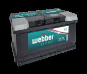 WEBBER  12V/100 Ah