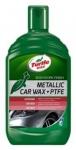 Turtle Wax Metalic Wax + PTFE 500ml