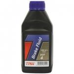Brzdová kvapalina TRW DOT 4 0,5L